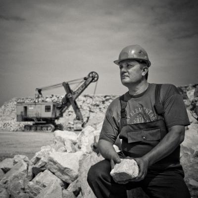 Mining Worker
