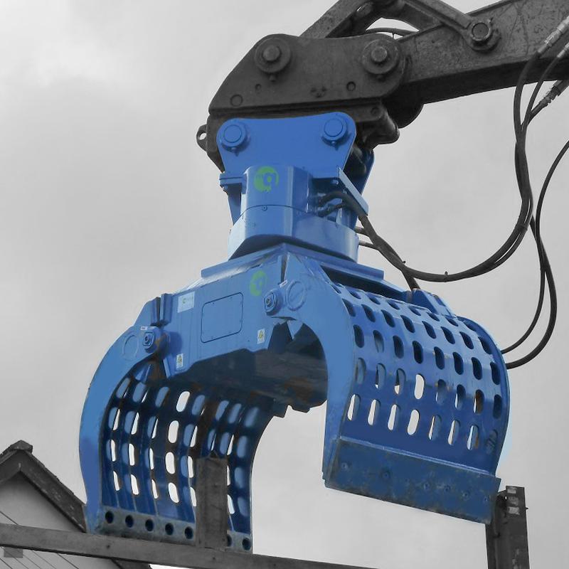McQuaid Engineering S200 Selector Grab