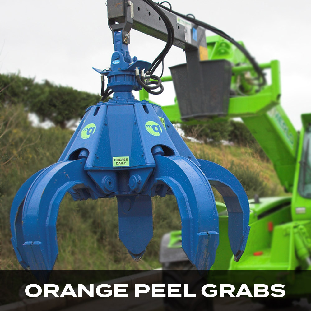 orange peel grab