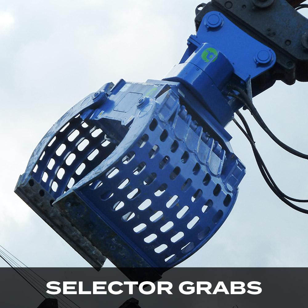 selector grab