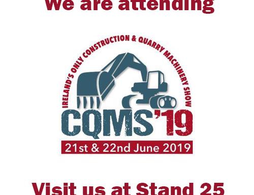 Visit us at CQMS