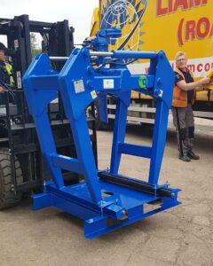 Hudraulic Block Grab