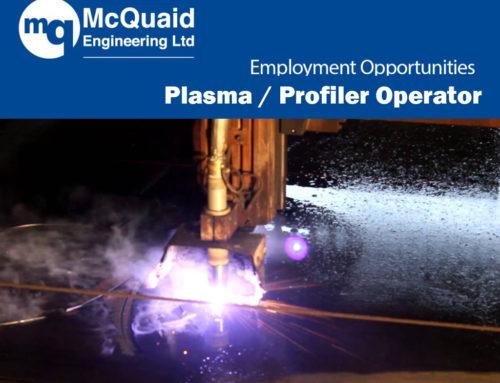 Plasma / Profiler Operator